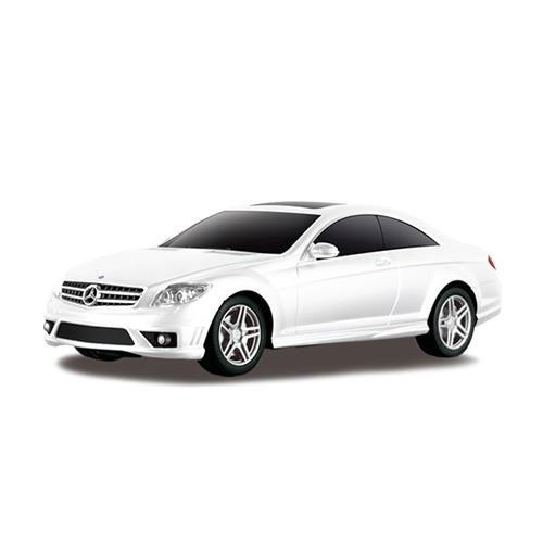 Mercedes-Benz CL63 AMG 1:24 Alb