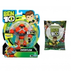 Figurina Ben 10 - Overflow 12cm 76105 + Mini figurina 76715