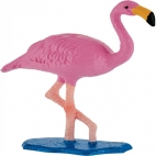 Figurina Flamingo roz